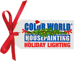 Color World Housepainting Holiday Lighting